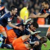 Olivier Giroud fires Montpellier top of Ligue 1