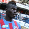 Very raw but very talented: Caen's M'Baye Niang is a wanted man