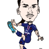 Illuminating Ligue 1 Illustrations