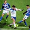 Evian pour cold water on Lyon's title hopes