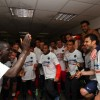 Celebrations as Paris Saint-Germain win their third Ligue 1 title