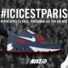 #ICICESTPARIS Paris Saint-Germain Nike Air Max 90
