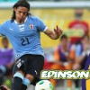 PSG's Edinson Cavani to be Uruguay's main man in Brazil?