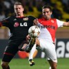 Joao Moutinho raises his game to fire Monaco over Leverkusen