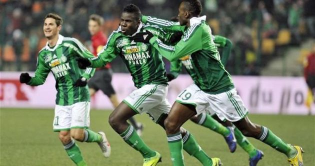 Kurt Zouma: Les Verts Teenage Sensation