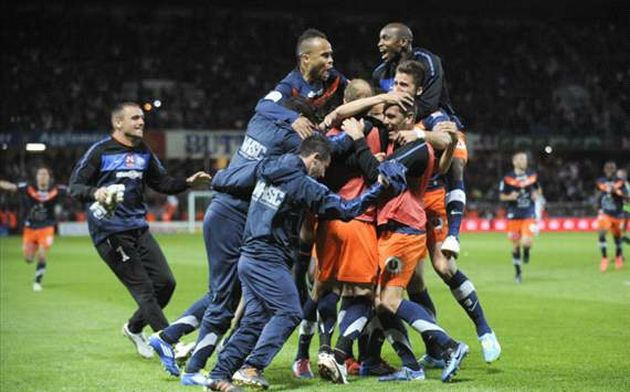 Nike Montpellier HSC 14-15 Home and Away Kits Released - Footy ...