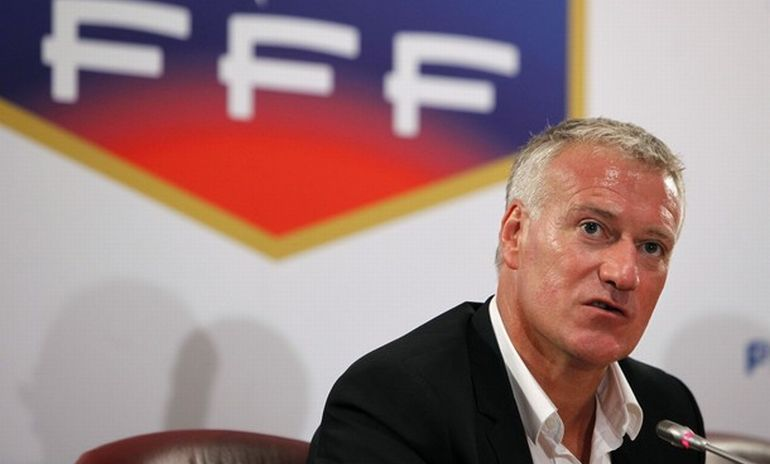 didier deschamps the man to guide france into a new dawn. Black Bedroom Furniture Sets. Home Design Ideas