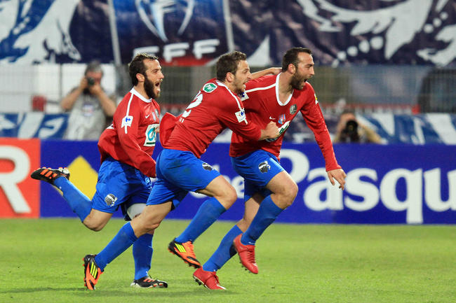 The amazing rise of Gazelec Ajaccio