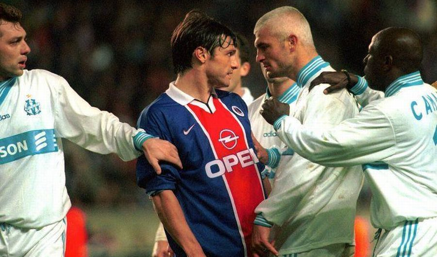 Classic Le Classiques: The best of OM v PSG