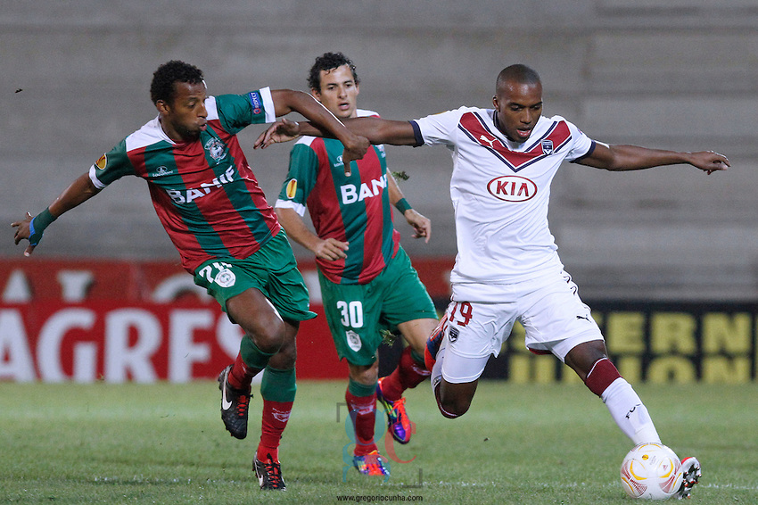 MARITIMO  vs BORDEAUX