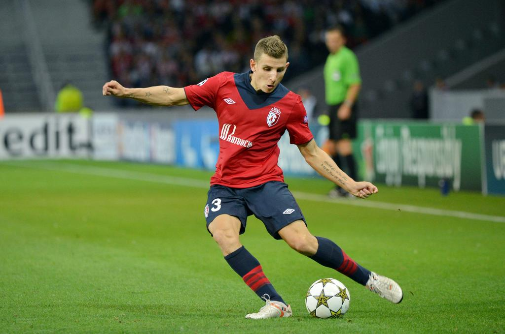 liverpool open talks for lille s talented lucas digne. Black Bedroom Furniture Sets. Home Design Ideas