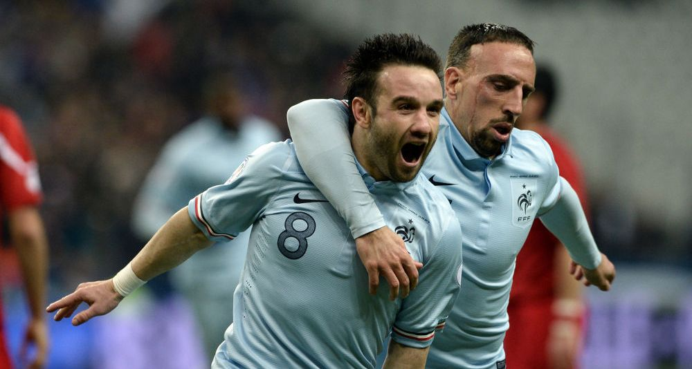 Valbuena & Pogba: French football's bright lights set to shine