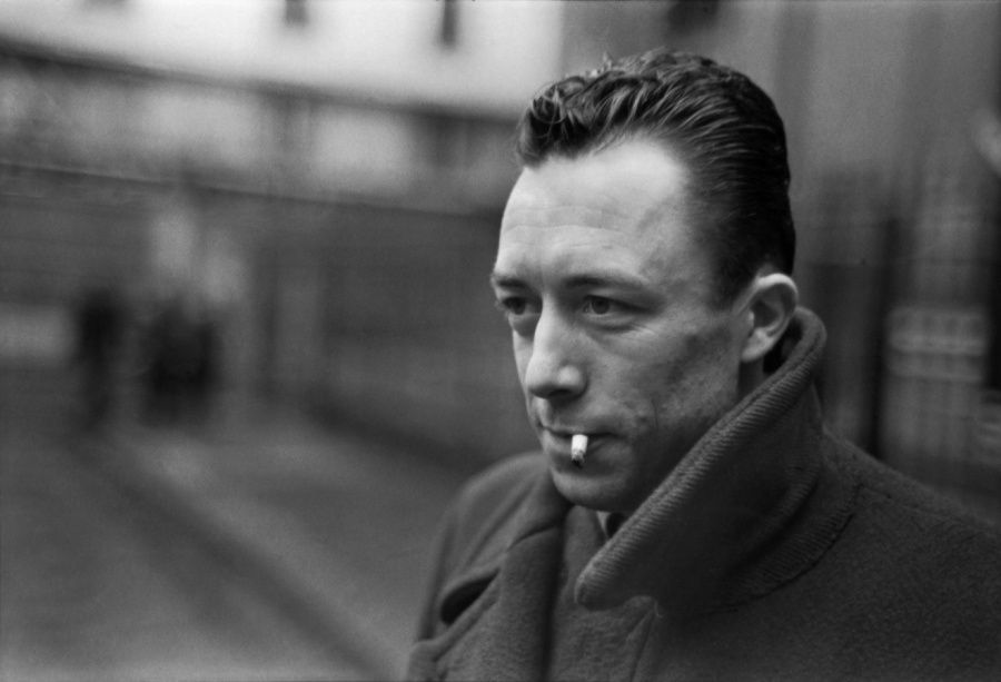 Goalkeeper, Philosopher, Outsider: Albert Camus