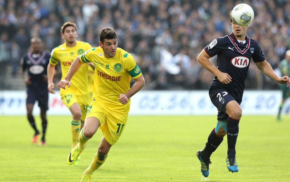 FC Nantes predator Filip Djordjevic future in the balance