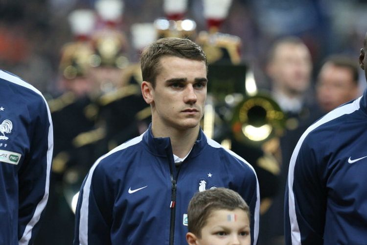 Antoine Griezmann: From Rebel to Real Superstar