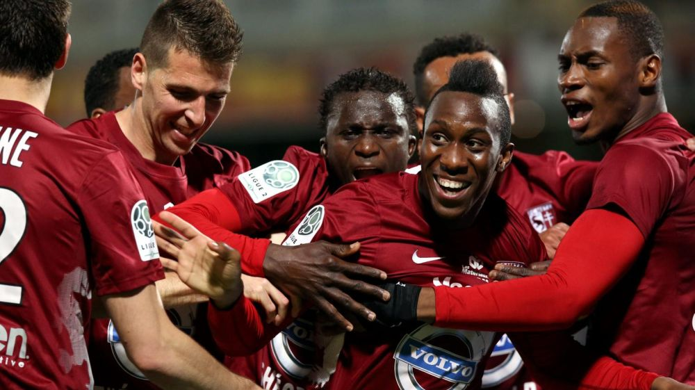 Ligue 2 Promotion Race Set for Five Star Finish
