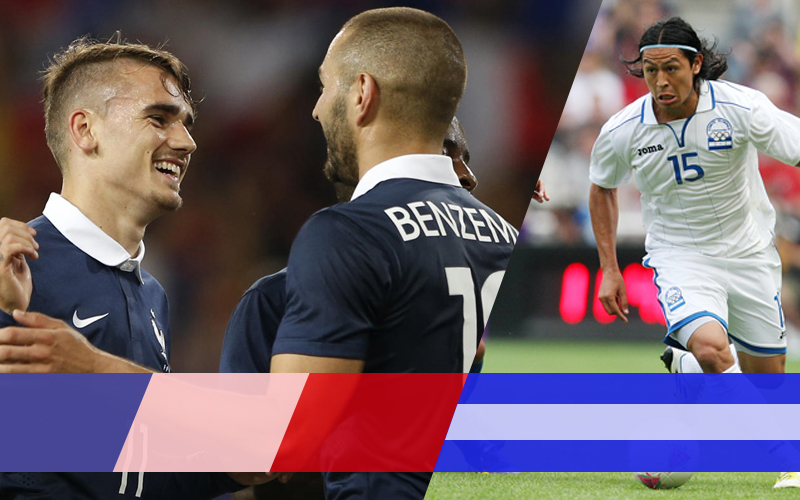 World Cup 2014: France v Honduras – Preview