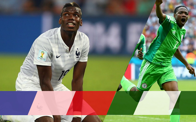 World Cup 2014: France v Nigeria – Preview