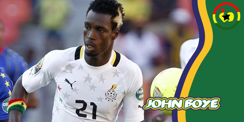 The Black Star Who's More Than Just a John Boye
