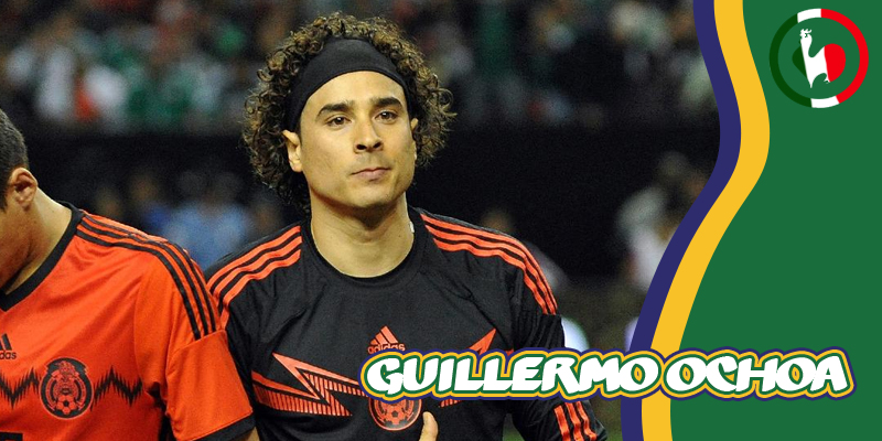 Guillermo Ochoa: Hoping for that one chance at glory
