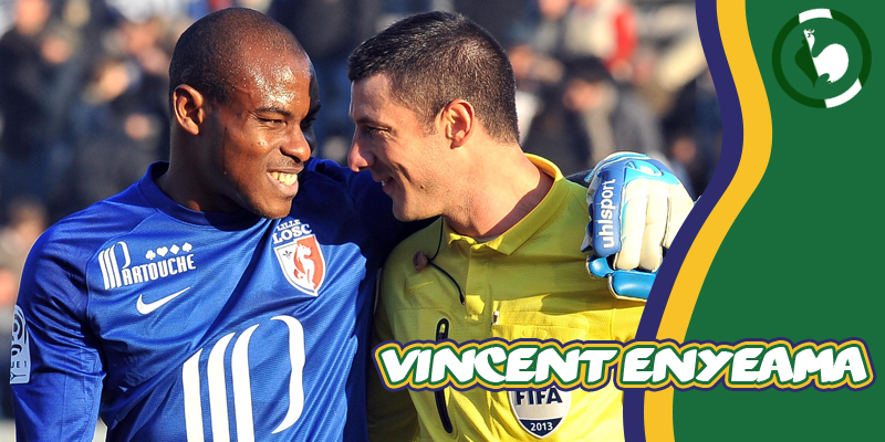 Vincent Enyeama: Helping the Super Eagles to soar