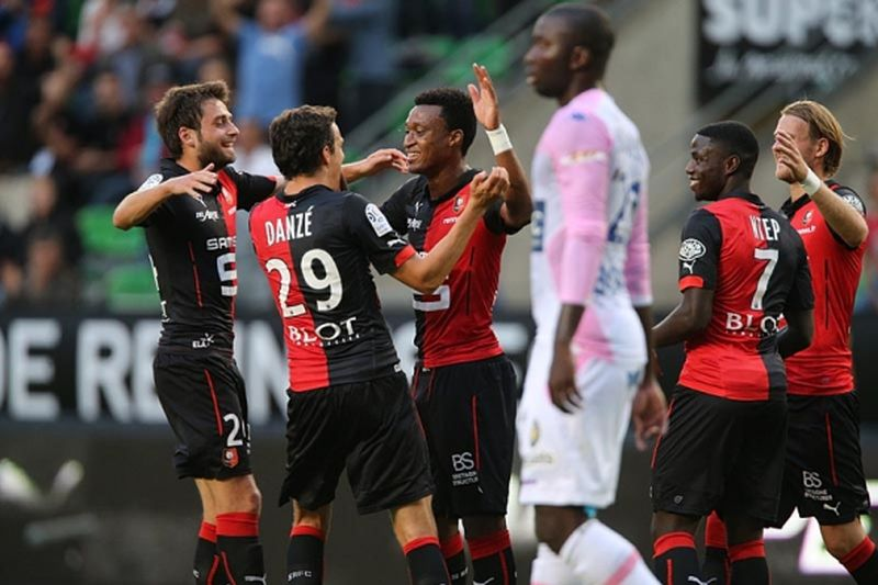 #FFWTOTW A Mexer-lent result for Rennes