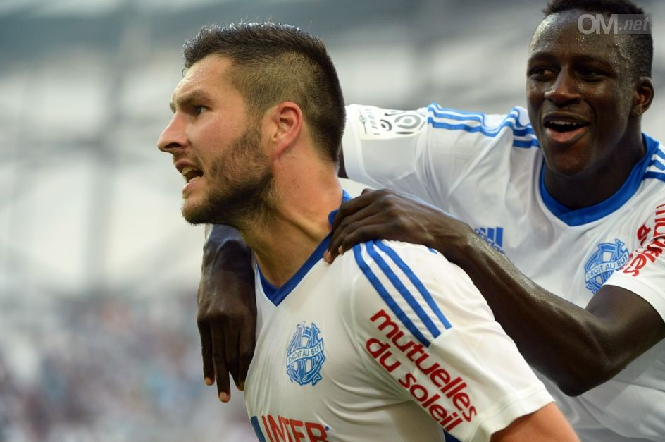 André-Pierre Gignac: Letting the good times roll at Marseille