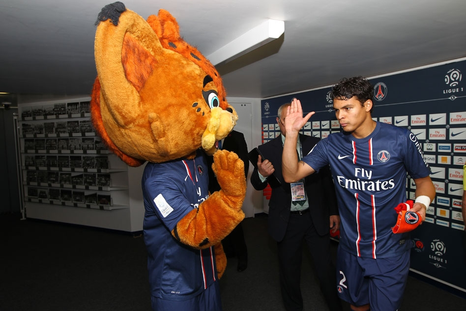 Euro Mascot to be Joking…
