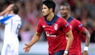 Former Lille Striker and Charlton Atheltic Target Moves to Spain