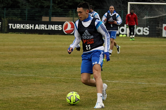 Ocampos training