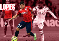 Magnificent Lopes Helps Lille Shock Lyon #FFWTOTW