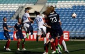 France World Cup Warm-Up: Les Bleues impress but fall to USA