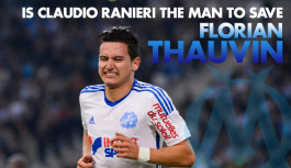Is Claudio Ranieri the Man to Save Florian Thauvin?