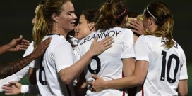 France Warm-Up for World Cup with 1-0 win over Canada