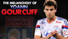 The Melancholy of Yoann Gourcuff