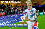 Foot Feminin – Lyon win the Cup, Paris look to Berlin