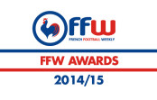 2014/15 French Football Weekly Ligue 2 Awards