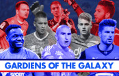 Gardiens of the Galaxy: Options for Euro 2016