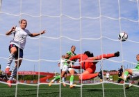 Success for France as Les Bleues reach last 16 of World Cup