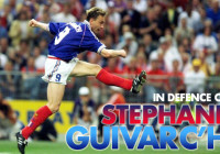 In Defence of Stephane Guivarc'h