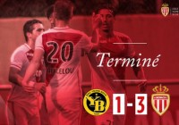 Men Against Young Boys As Monaco Take Control