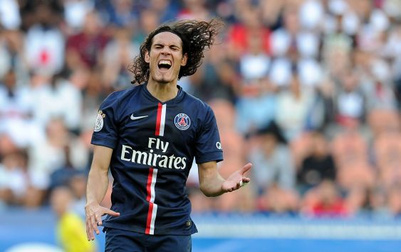 Cavani to Arsenal